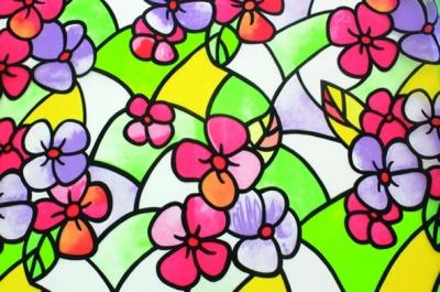 Пленка оконная стат. S9003