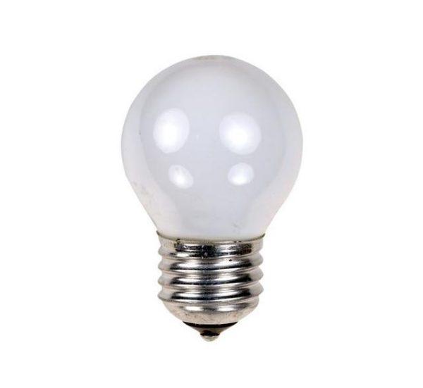 Лампа накал. Pila P45 Е27 шар матов.