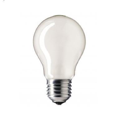 Лампа накал. Pila A55 E27 ЛОН матовая