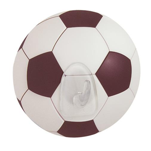 Крючок на силиконе Футбол Kleber Home