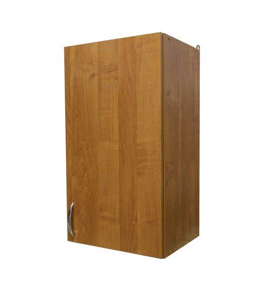 400 Шкаф навесной (д/посуды) с полкой- Ольха