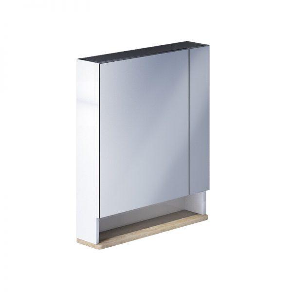 Шкаф-зеркало 70см Carlow  IDDIS CAR7000i95