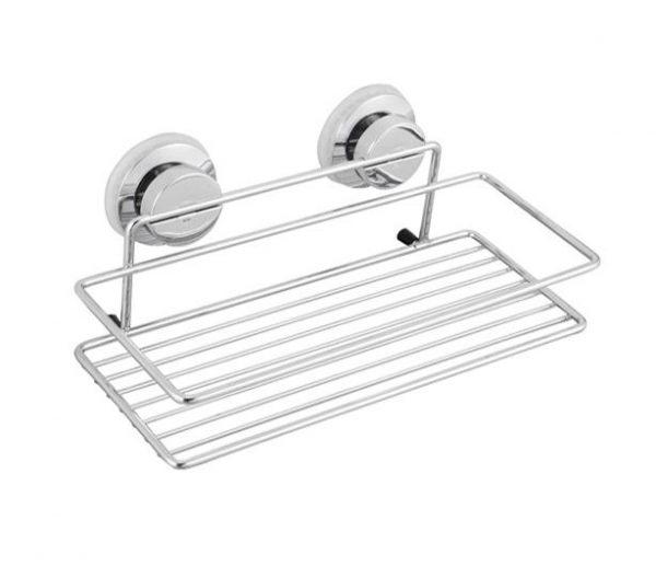Полка-решетка для ванной на присосках FORA ATLANT A033