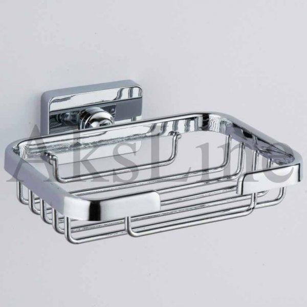 """Мыльница для ванной решетчатая """"STYLE"""" FORA ST040"""
