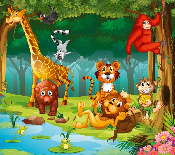 Весёлые джунгли