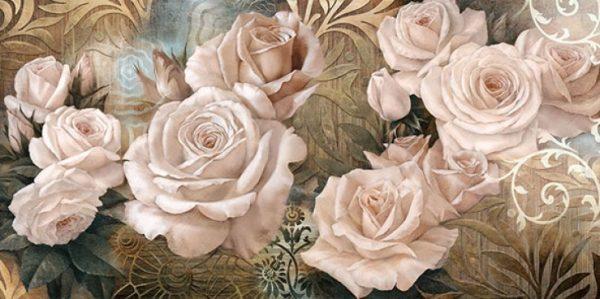 Фреска Роза