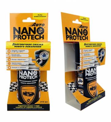 Смазка супер 210 мл NanoProtech