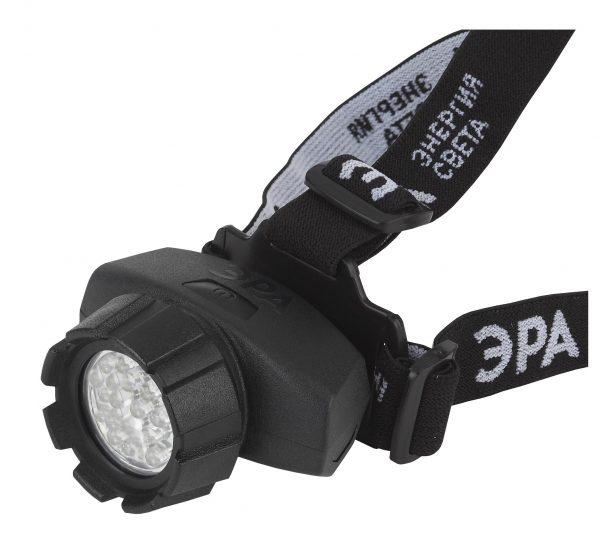 ЭРА фонарь налобный GB-605