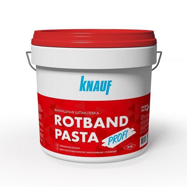 Шпатлевка финишная Ротбанд паста