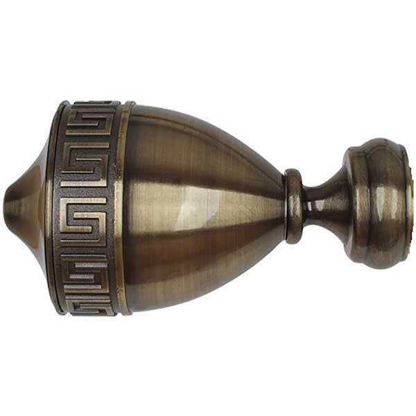 Наконечник Афина СН-25-069-24 золото антик