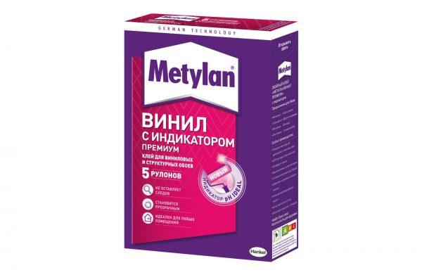 Обойный клей МЕТИЛАН Виниил премиум 150гр