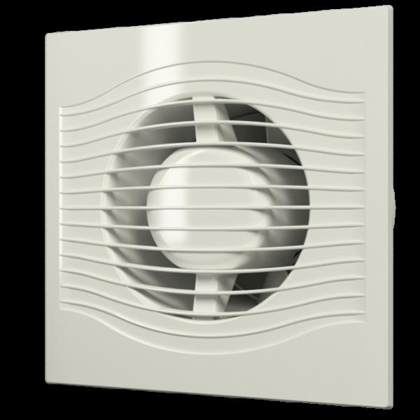 Вентилятор SLIM 4С IVORY